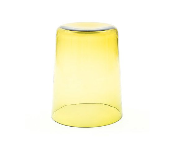 Discipline,Coffee & Side Tables,cylinder,glass,yellow