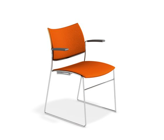 Casala,Dining Chairs,armrest,chair,furniture,orange