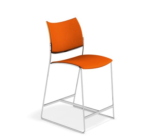 Casala,Stools,chair,furniture,orange