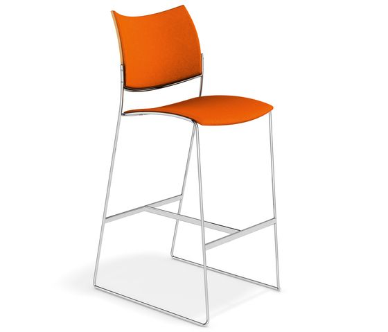 Casala,Stools,bar stool,chair,furniture,orange