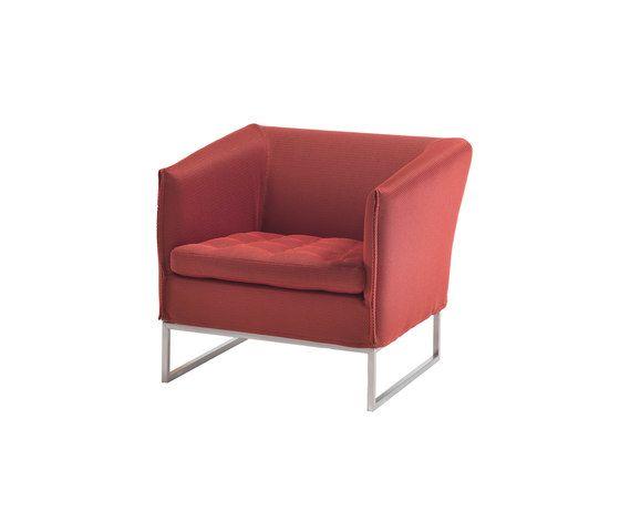 Giulio Marelli,Armchairs,chair,club chair,furniture,orange,red