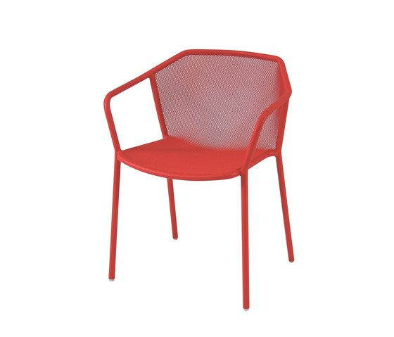 Antique Iron 22,EMU,Outdoor Chairs,chair,furniture,red