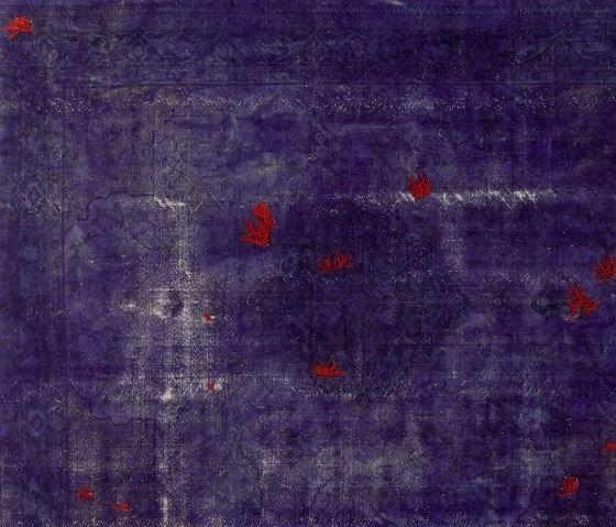 GOLRAN 1898,Rugs,blue,pattern,purple,red,sky,violet