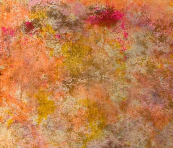 GOLRAN 1898,Rugs,acrylic paint,art,modern art,orange,painting,pattern,visual arts,watercolor paint,yellow