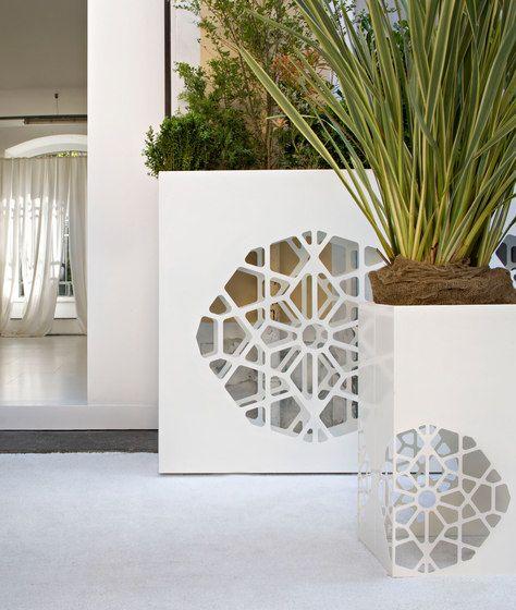 De Castelli,Plant Pots,design,floor,flowerpot,interior design,room,tile,wall,white