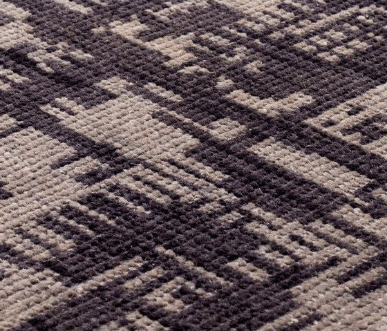 kymo,Rugs,beige,brown,design,knitting,pattern,plaid,textile,wool,woolen,woven fabric
