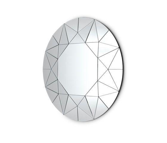 Gallotti&Radice,Mirrors,circle,design,oval