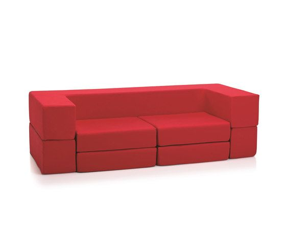 GAEAforms,Furniture,couch,furniture,rectangle,red,sofa bed
