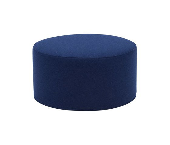 Softline A/S,Footstools,blue,cobalt blue,cylinder,electric blue,stool,violet