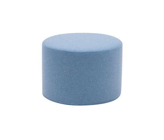 Softline A/S,Footstools,blue,cylinder,violet
