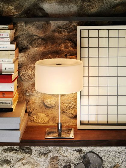 FontanaArte,Table Lamps,floor,furniture,interior design,lampshade,lighting,lighting accessory,room,tile,wall