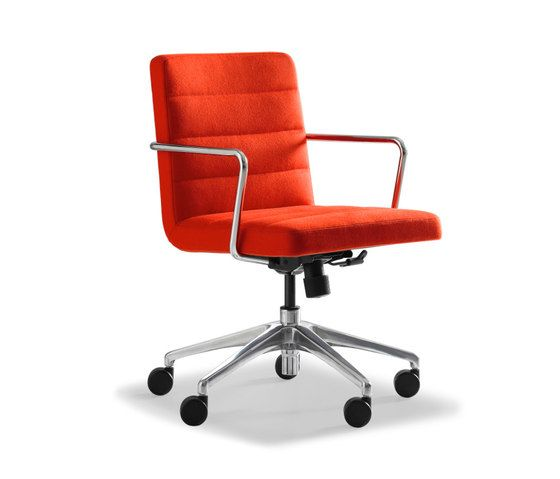 Bernhardt Design,Office Chairs,armrest,chair,furniture,line,material property,office chair,orange,product