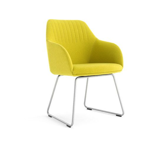 Arco,Office Chairs,chair,furniture,line,yellow