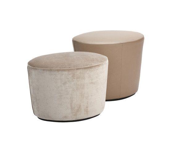 Christine Kröncke,Footstools,beige,cylinder,furniture,ottoman,stool,table