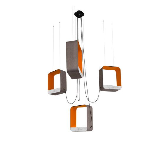 Designheure,Pendant Lights,orange