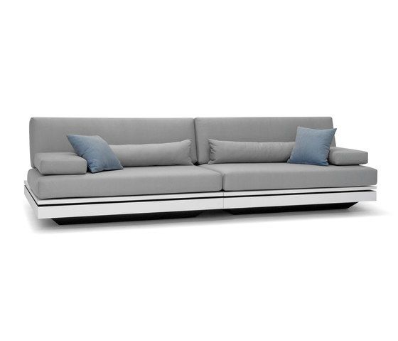 Manutti,Outdoor Furniture,beige,couch,furniture,room,sofa bed,studio couch