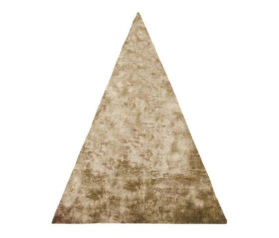 Henzel Studio,Rugs,beige,brown,cone,tree,triangle
