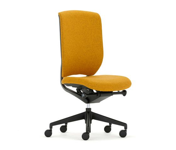 Senator,Office Chairs,armrest,chair,furniture,line,material property,office chair,orange,yellow