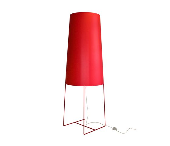 frauMaier.com,Floor Lamps,red