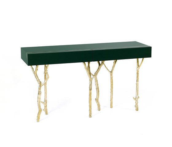 GINGER&JAGGER,Console Tables,furniture,outdoor table,rectangle,sofa tables,table,turquoise