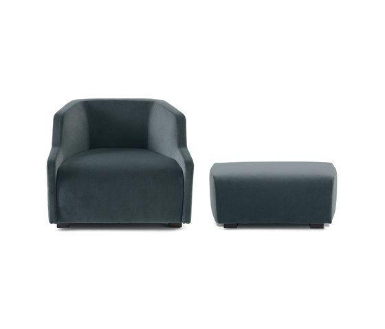 Gallotti&Radice,Armchairs,black,chair,club chair,couch,furniture