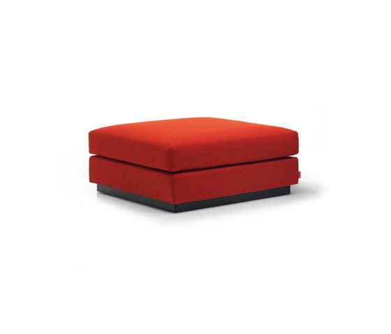 Mussi Italy,Beds,furniture,orange,ottoman,red,stool