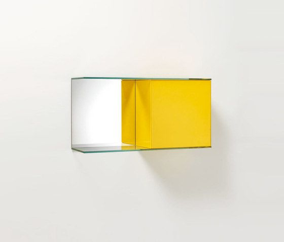 Glas Italia,Bookcases & Shelves,material property,rectangle,yellow