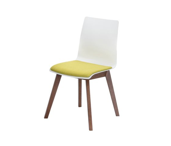 BRUNE,Dining Chairs,beige,chair,furniture,yellow