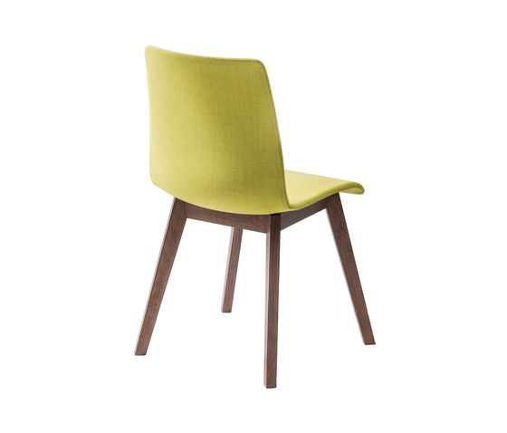BRUNE,Dining Chairs,chair,furniture,yellow