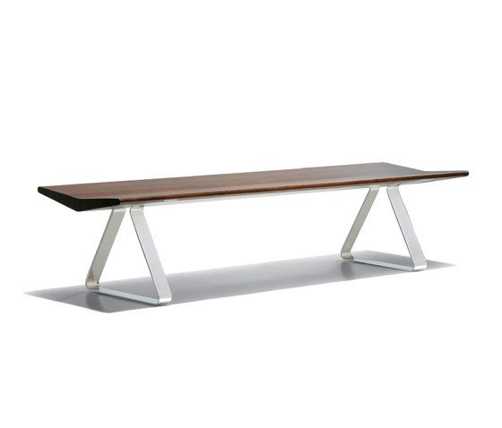 Bernhardt Design,Benches,desk,furniture,outdoor table,rectangle,table