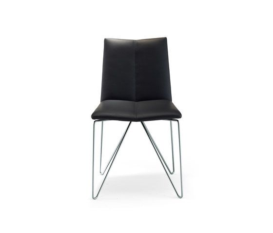 Draenert,Dining Chairs,black,chair,furniture,leather