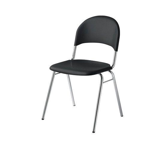 Stechert Stahlrohrmöbel,Office Chairs,black,chair,furniture