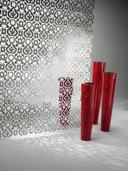De Castelli,Screens,cylinder,material property,red