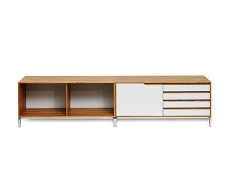 Gärsnäs,Cabinets & Sideboards,furniture,plywood,shelf,shelving,sideboard,table,wood