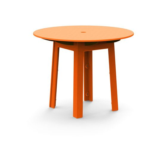 Loll Designs,Dining Tables,coffee table,end table,furniture,orange,outdoor furniture,outdoor table,stool,table
