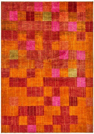 Zollanvari,Rugs,line,magenta,orange,pattern,purple,rectangle,textile,yellow