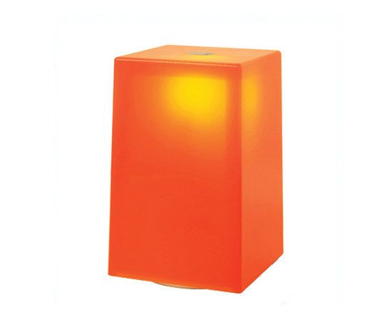 Neoz Lighting,Table Lamps,light,lighting,orange,rectangle,yellow