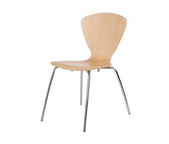 Stechert Stahlrohrmöbel,Dining Chairs,beige,chair,furniture,plywood,wood