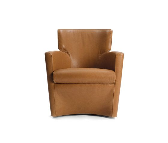 Durlet,Lounge Chairs,beige,brown,chair,club chair,furniture,leather