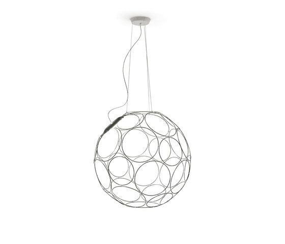 Fabbian,Pendant Lights,ball,ceiling fixture
