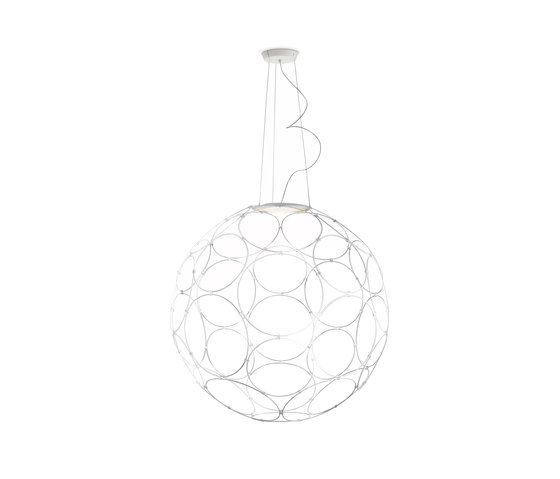 Fabbian,Pendant Lights,ball,ceiling fixture,light fixture