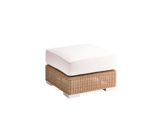 Point,Footstools,beige,furniture,ottoman,rectangle,stool,table,wicker