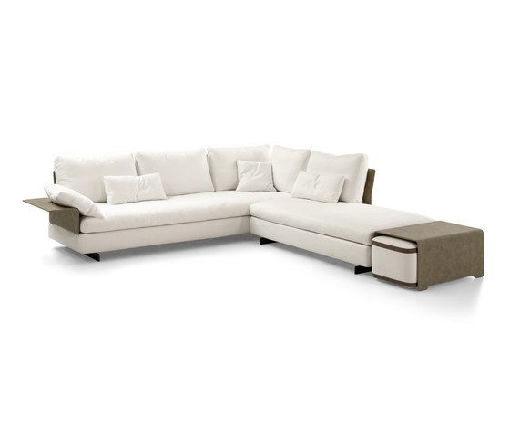 Bonaldo,Sofas,beige,chaise longue,couch,furniture,leather,living room,room,sofa bed,studio couch