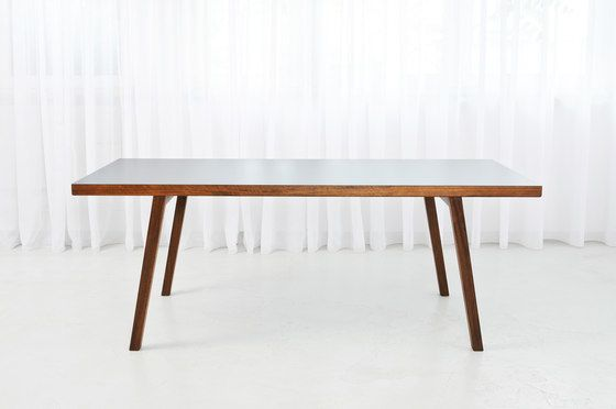 MORGEN,Dining Tables,coffee table,desk,furniture,line,outdoor table,plywood,rectangle,sofa tables,table,wood