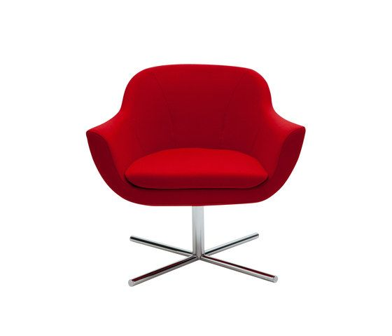 B&T Design,Lounge Chairs,chair,furniture,red