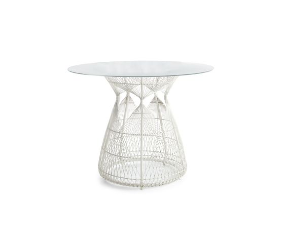 Kenneth Cobonpue,Dining Tables,coffee table,furniture,stool,table