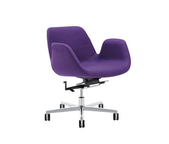 Koleksiyon Furniture,Office Chairs,chair,furniture,line,magenta,material property,office chair,purple,violet