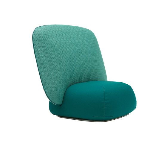Softline A/S,Lounge Chairs,aqua,chair,furniture,green,teal,turquoise