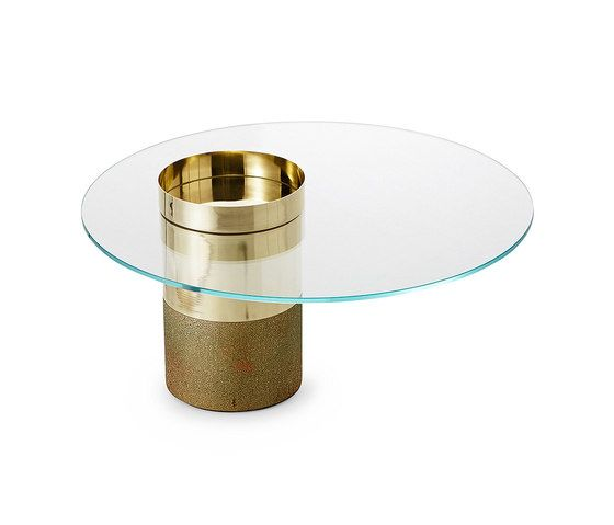 Gallotti&Radice,Coffee & Side Tables,brass,coffee table,metal,product,table