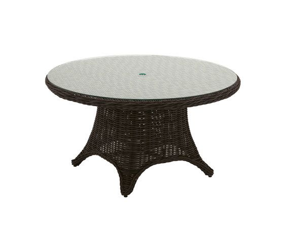 Gloster Furniture,Dining Tables,coffee table,end table,furniture,outdoor furniture,outdoor table,table,wicker